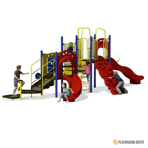 Burton | Outdoor Playground Equipment