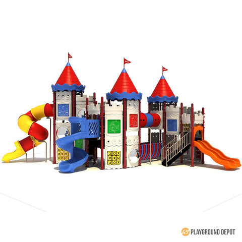 York Castle | Themed Playground Equipment