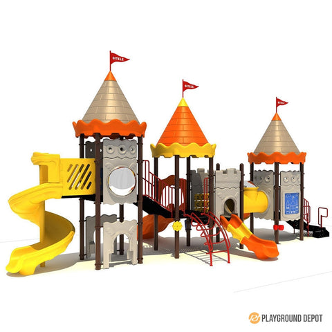 Edenborough Castle | Themed Playground Equipment