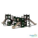 CS-16ABCDD | Commercial Playground Equipment