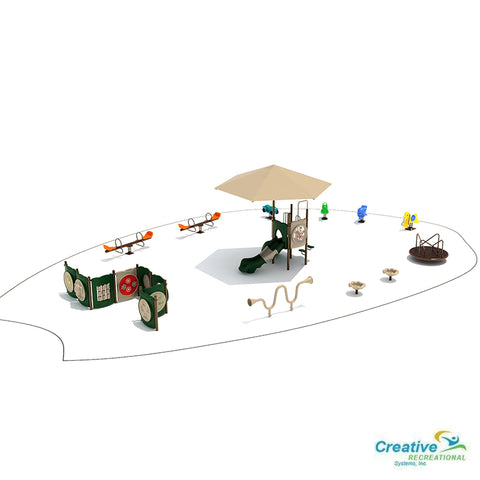 Calipso | Commercial Playground Equipment