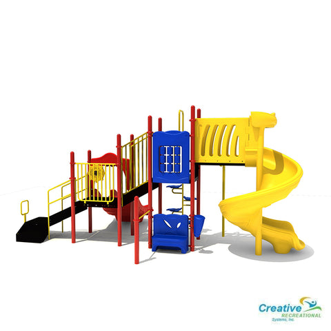 KP-80121 | Commercial Playground Equipment