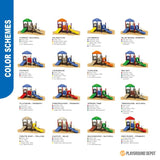 CS-1402 | Commercial Playground Equipment