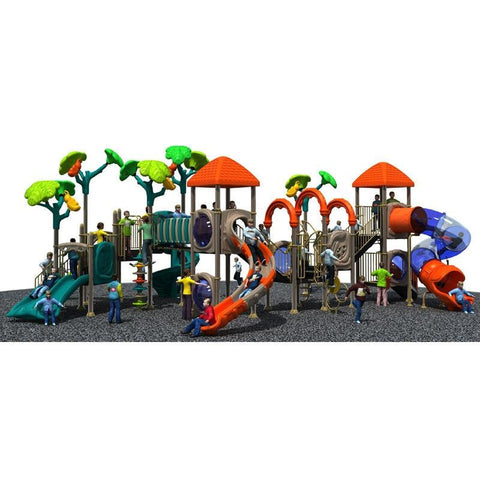 El Dorado Forest  Commercial Playground Equipment