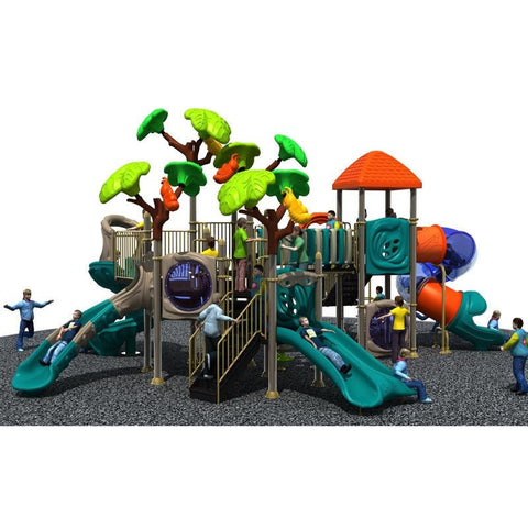 Tuskegee Forest  Outdoor Playground Equipment