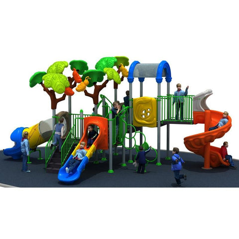 Sumter Forest  Outdoor Playground Equipment