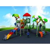 Stanislaus Forest  Commercial Playground Equipment