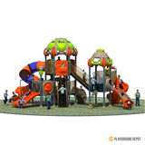 PD-C069 | Race Car Themed Playground
