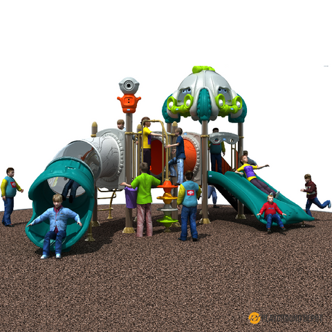 PD-C076 | Race Car Themed Playground