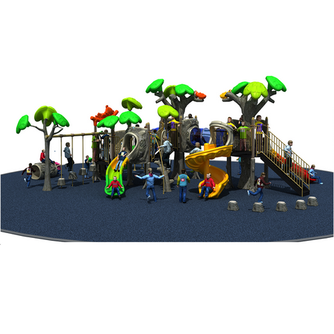 PD-T037 | Ancient Tree Themed Playground