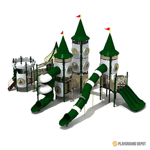 UL-GC06-B1 | Themed Commercial Playground Equipment