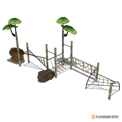 UL-PA002-1 | Commercial Playground Equipment