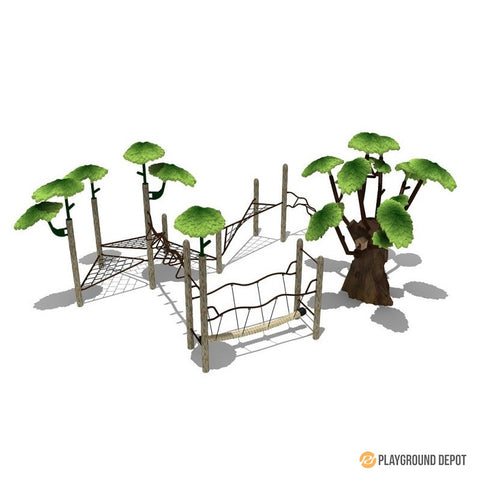 UL-PA005-1 | Commercial Playground Equipment