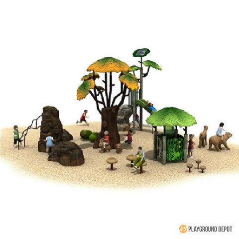 UL-PA007-1 | Themed Commercial Playground Equipment