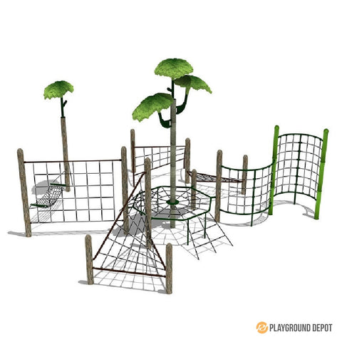 UL-PA015 | School Playground Equipment