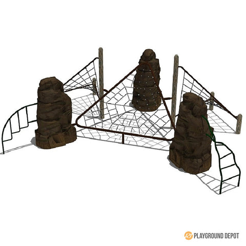 UL-PA016 | Commercial Playground Equipment
