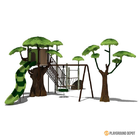 UL-PA020 - Outdoor Playground Equipment