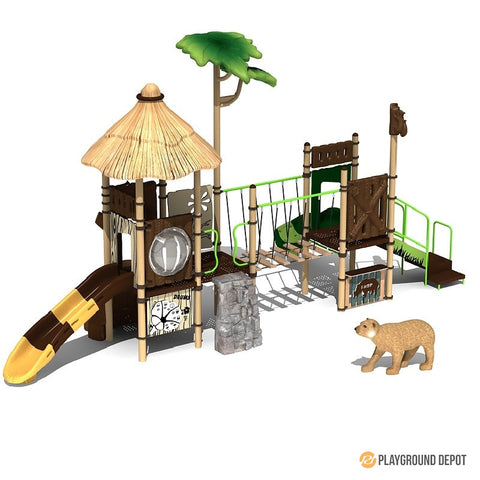 UL-PN003 | Commercial Playground Equipment