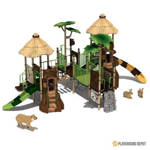UL-PN005 | Outdoor Playground Equipment