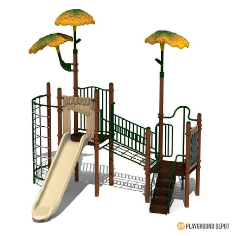 UL-TH026 | Commercial Playground Equipment