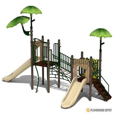 UL-TH027 | Outdoor Playground Equipment