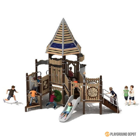 UL-WS103 | Themed Commercial Playground Equipment