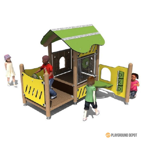 UL-WS301 | Themed Commercial Playground Equipment