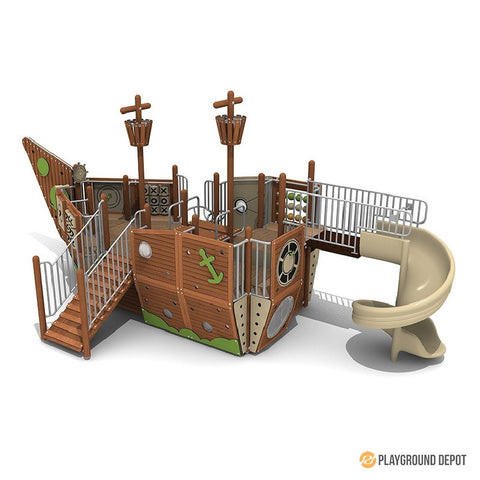 UL-WS306 | Outdoor Playground Equipment