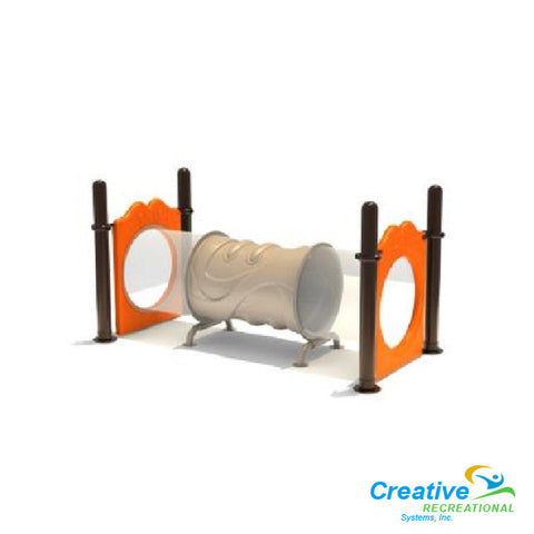 8ft Free Standing Crawl Tunnel