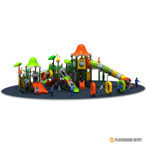 PD-K135 | Commercial Playground Equipment