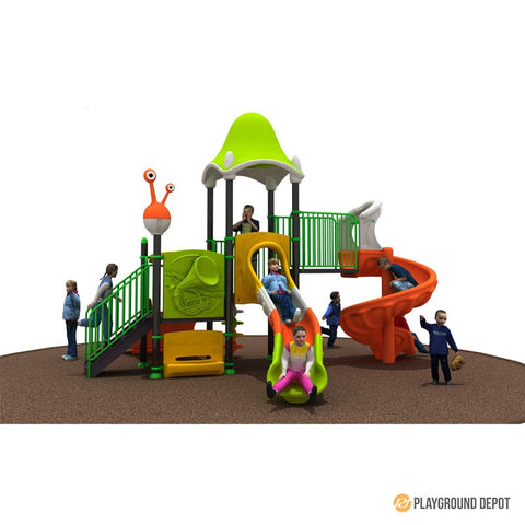 PD-K137 | Commercial Playground Equipment