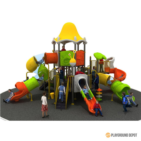 PD-K138 | Commercial Playground Equipment