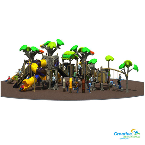 PDS8-T026 | Ancient Tree Series Playground