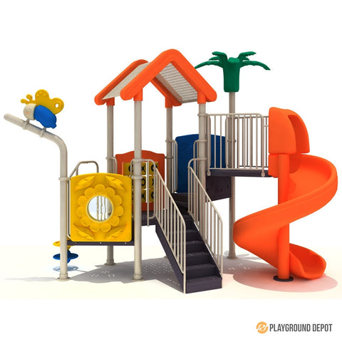 PD.NA.004 | Commercial Playground Equipment