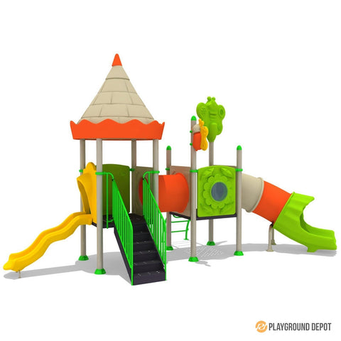 PD.NA.008 | Commercial Playground Equipment