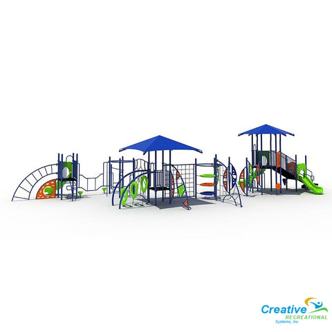 Crs-33192 | Commercial Playground Equipment Playground Equipment