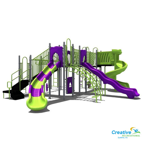 Crs-33194 | Commercial Playground Equipment Playground Equipment