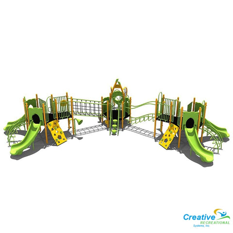 Crs-33198 | Commercial Playground Equipment Playground Equipment