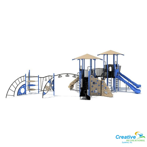 Crs-33298 | Commercial Playground Equipment Playground Equipment