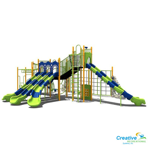 Crs-33323 | Commercial Playground Equipment Playground Equipment