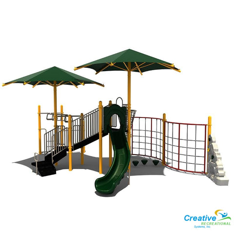 Crs-33424 | Commercial Playground Equipment Playground Equipment
