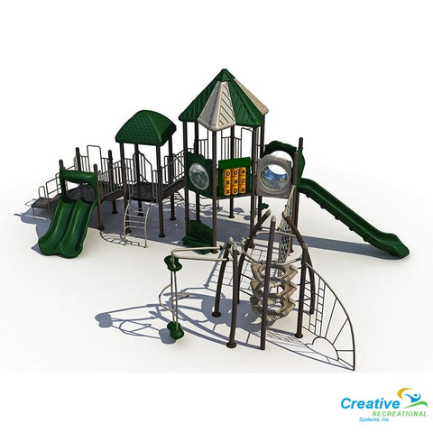 Kilimanjaro Revised | Commercial Playground Equipment Playground Equipment