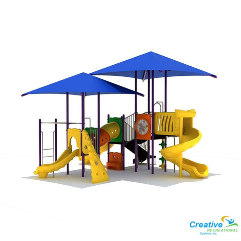 Kp-1605 | Commercial Playground Equipment Playground Equipment