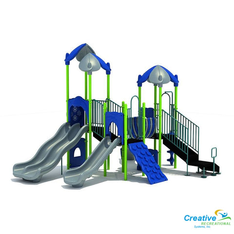 Kp-1610 Alien - Commercial Playground Equipment Playground Equipment