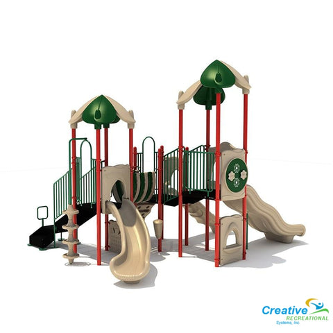 Kp-1610 Patchwork - Commercial Playground Equipment Playground Equipment
