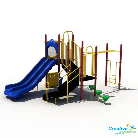 Kp-1619 - Commercial Playground Equipment Playground Equipment