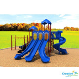 Kp-30541 | Commercial Playground Equipment Playground Equipment