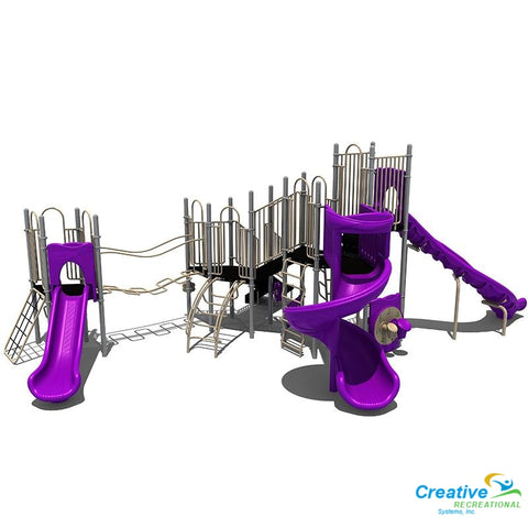 Kp-31803 - Commercial Playground Equipment Playground Equipment