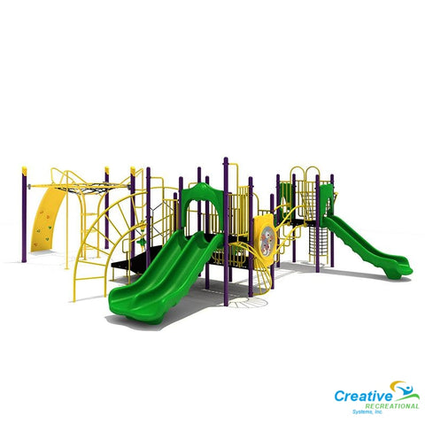 Kp-31904 - Commercial Playground Equipment Playground Equipment