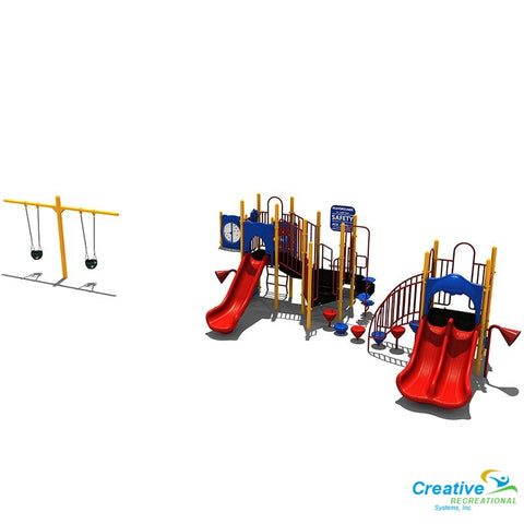 Kp-31962 - Commercial Playground Equipment Playground Equipment